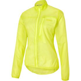 Ziener Catmai Wind Jacket Women kiwi green
